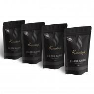 Kocatepe Filtre Kahve 250 Gr (4 lü)
