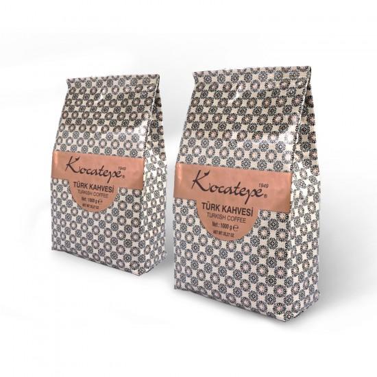 Kocatepe Türk Kahvesi 1 Kg x 2