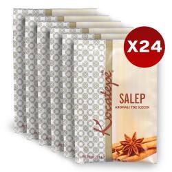 Kocatepe Kahve Salep Tek Içimlik 25 gr X 24