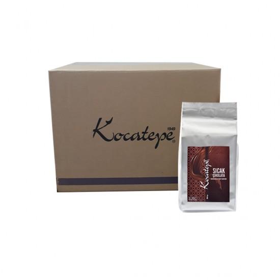 Kocatepe Sıcak Çikolata 500 gr x 12 Adet