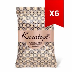 Kocatepe Türk Kahvesi 100 Gr x 6