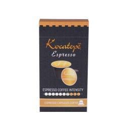 Kocatepe Espresso 10'lu Kapsül Kahve